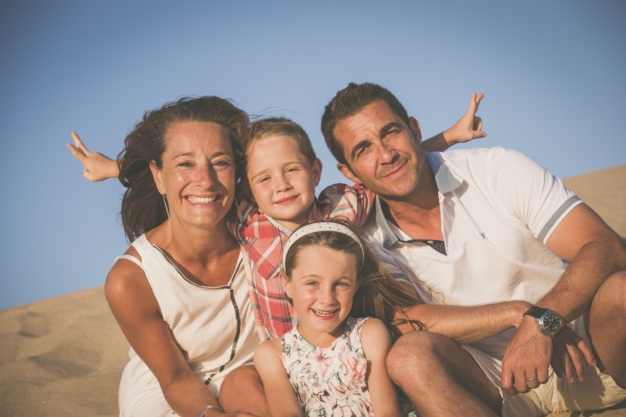 Family Photo Session @ Guincho Beach – Cascais